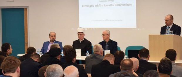 """Predstavljena publikacija """"Ideologija tekfira i nasilni ekstremizam – analiza"""""""