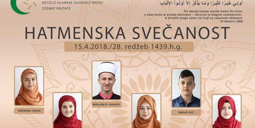 Prutače: Upriličena hatmenska svečanost