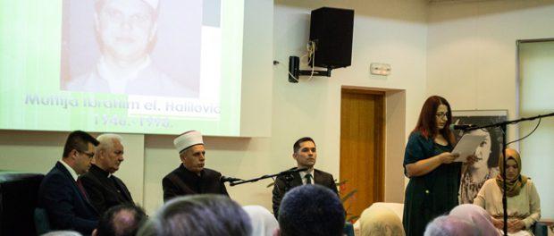Veče posvećena rahmetli Ibrahim-ef. Haliloviću, muftiji banjalučkom