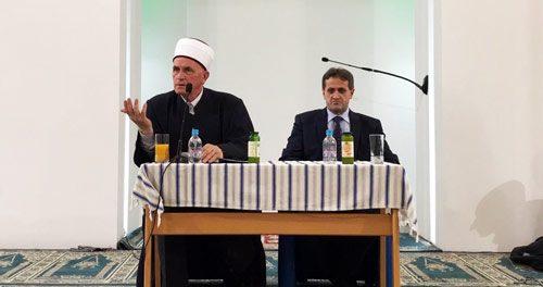 Predavanjem profesora Spahića počeo ciklus ramazanskih tribina u Brčkom