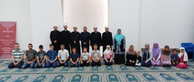 Škola Kur'ana: Održano treće takmičenje u kiraetu i hifzu Časnog Kur'ana