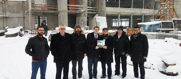 Delegacija Medžlisa Brčko posjetila Medžlis Islamske zajednice Sisak