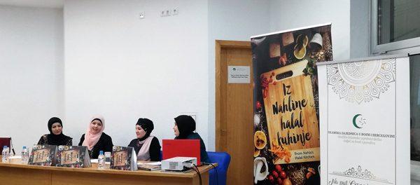 "Brčko: Promovisana knjiga ""Iz Nahline halal kuhinje"""