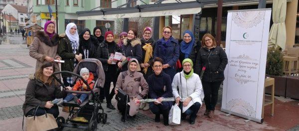 Brčko: Obilježen svjetski Dan hidžaba