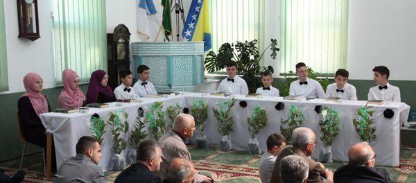 Dizdaruša: Hatmenska i mevludska svečanost