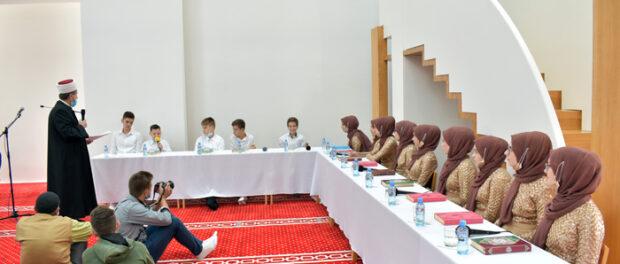 Hatmenska svečanost u Bijelij džamiji