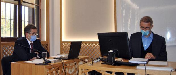 Na Fakultetu islamskih nauka u Sarajevu doktorirao Mustafa-ef. Gobeljić