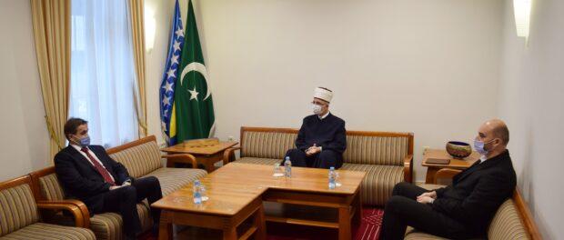 Prijem za nove doktore islamskih nauka