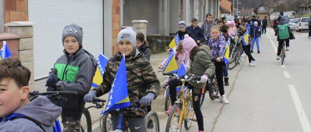 Maoča: Polaznici mekteba učetvovali i na ovogodišnjoj biciklijadi