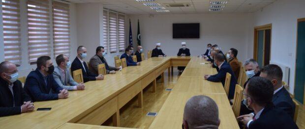 Muftija tuzlanski zijaretio Medžlis Islamske zajednice Brčko