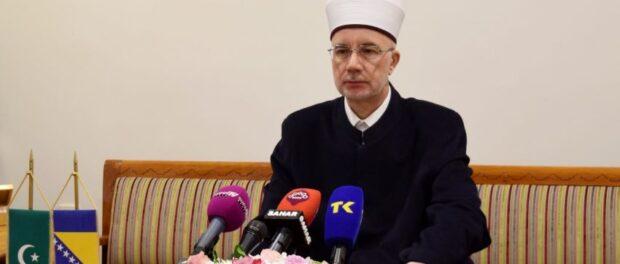Čestitka muftije tuzlanskog Vahid-ef. Fazlovića na Ramazanski bajram